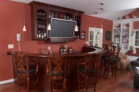 Full Size of Bar:wall Bar Ideas Beautiful Wall Bar Ideas Retro Basement Bar  Idea ...