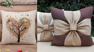 Throw Pillow Cover Designs Creative Diy Ideas To Make Your Cushion Cover Pretty
