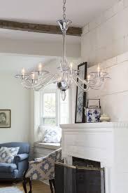 venetian glass chandelier with cobalt blue trim room with venetian glass chandelier