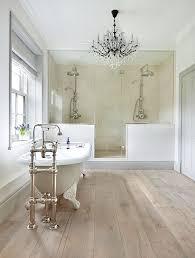 white tile bathroom floor. Wood-inspired Tiles White Tile Bathroom Floor F
