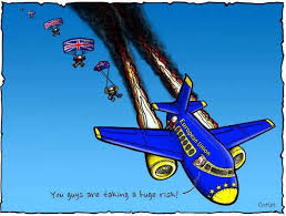 Image result for European Union brexit airplane cartoon images
