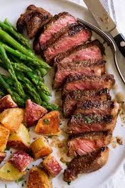 Cooking Light Seared Sliced Beef Sirloin 14 Oz Best Steak Marinade