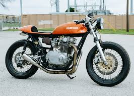 xs650 cafe racer limeybikes