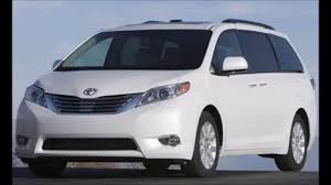 2011 Toyota Sienna Back Door Sensor Issue - YouTube