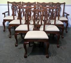 Thomasville Dining Room Chairs Thomasville Dining Set Solid Wood Dining Room Set 562 Inspiration