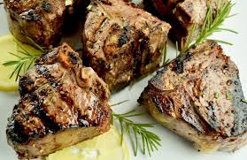 No Fail Grilled Lamb Chops West Via Midwest