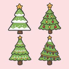 christmas tree and light decoration set