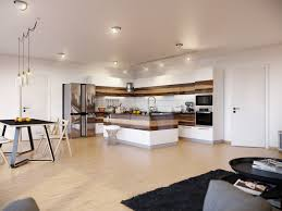 Walnut Kitchen Floor White Walnut Kitchen Design Interior Design Ideas