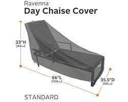 classic accessories patio furniture covers. Ravenna Patio Furniture Covers Chaise Lounge Classic Accessories Day Cover Premium Outdoor G