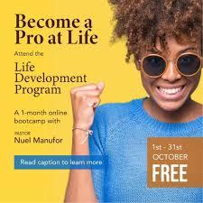Life Development Program - October