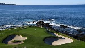 Designer Of Pebble Beach Golf Course U S Open Hole By Hole Look At Pebble Beach Golf Channel
