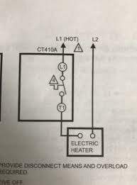 honeywell thermostat buzzing electrical diy chatroom home Electric Baseboard Heater Wiring Diagram this image has been resized click this bar to view the full image