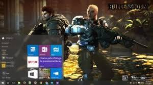 Bastion Overwatch Windows 10 Theme Www Bestthemepack Xyz