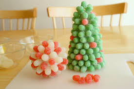 Gumdrop Tree Craft