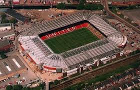 Manchester united won their first double in 1994. Old Trafford Manchester United Manchester The Stadium Guide