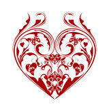Heart Scrolls Heart Scrolls Stock Illustrations 347 Heart Scrolls Stock