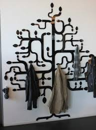 Unique Wall Mounted Coat Rack Metal Wall Mounted Coat Rack Foter 16