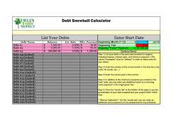 debt snowball calculator free 38 debt snowball spreadsheets forms calculators