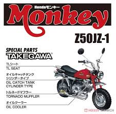 Check spelling or type a new query. Honda Monkey Custom Takekawa Specification Ver 2 Model Car Hi Res Image List