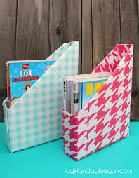 Magazine Holder From Cereal Box Magazine Organizersfrom Cereal Boxes And A Whole Slew Of 7