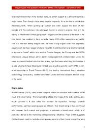 brand management essay