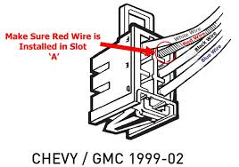 1998 chevy 2500 trailer wiring diagram wiring solutions 1992 Chevy Silverado Tail Light Wiring Diagram 97 chevy truck trailer wiring diagram life style by modernstork com