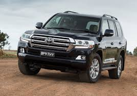 Toyota LandCruiser 200 Series revealed, October launch confirmed ...