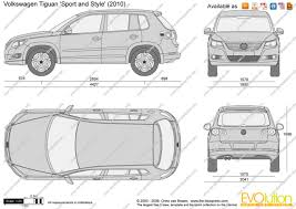 Height Of Vw Tiguan - Auto Express