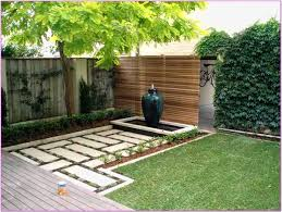 Small Picture Easy Backyard Ideas On A Budget Midcentury Large Modern Garden For