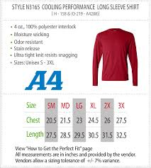 View Sizing Charts Jcmannyco
