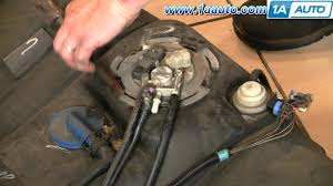 how to install replace fuel pump and sending unit chevy bu 99 how to install replace fuel pump and sending unit chevy bu 99 03 1aauto com