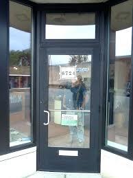 aluminum front doors front glass doors medium size of commercial aluminum glass entry doors