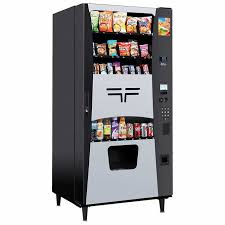 Drink And Snack Combo Vending Machine Classy Selectivend Commander ADA PTY Vending Services