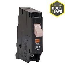 shop eaton type ch 20 amp 1 pole standard trip circuit breaker at circuit breaker types eaton type ch 20 amp 1 pole standard trip circuit breaker