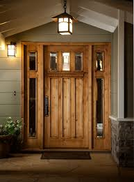 custom front doorCustom Craftsman Entry Door  Traditional  Entry  San Francisco