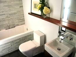 small modern bathroom. Small Modern Bathroom I