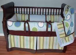 twisted stripe crib set this custom baby crib bedding set includes from baby boy nursery bedding