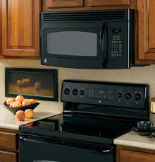 above oven microwave. GE Spacemaker Over The Range Microwave Oven JVM1540DMBB With Regard To Above Stove Plan 5