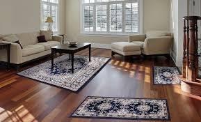 area rug set up in living room designs
