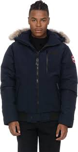 Canada Goose Borden Bomber - Admiral Blue Influence ...