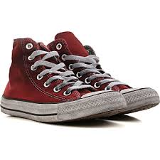 converse 9 5 womens. converse sneakers for women on sale, bordeaux, fabric, 2017, us 5 ( 9 womens s