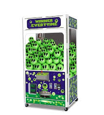 Claw Vending Machine Beauteous Alien Crane Machine Alien Claw Vending Machine Gumball