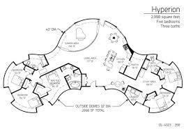 61 best weird house plans images on pinterest architecture, cob Strange House Plans 5 beroom dome home floor plans medium_dl 4023 png strange house plants