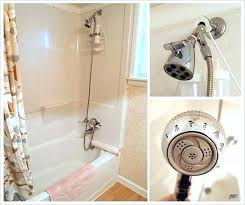 luxury handheld shower head for bathtub faucet handheld shower head for bathtub faucet tub spout shower attachment faucet to converter shampoo nozzle hand