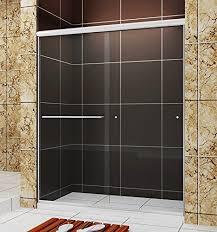 sunny shower b020 frameless bypass sliding shower doors
