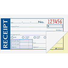 Wholesale Money Rent Receipts Discounts On Abfdc2501ws Bulk