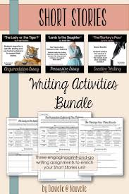 best ideas about roald dahl short stories short stories writing activities bundle