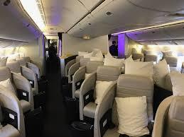 air new zealand business premier lax lhr nz2 13