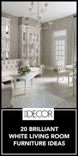 White Decor Living Room 20 White Living Room Furniture Ideas White Chairs And Couches