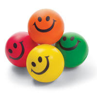 smile face items